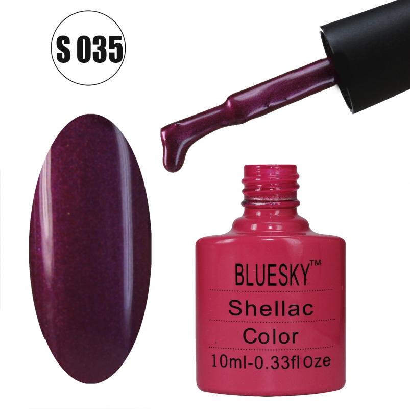 картинка Гель-лак BlueSky (серия S) 035 от магазина Gumla.ru