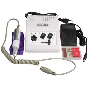 картинка Аппарат для маникюра Nail Power DR-278 (Белый) магазин Gumla.ru являющийся официальным дистрибьютором в России