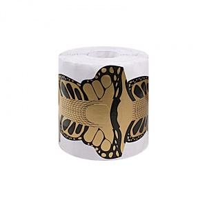 картинка Формы для наращивания ногтей бабочки магазин Gumla.ru являющийся официальным дистрибьютором в России