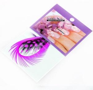 картинка Перья для дизайна ногтей 20 магазин Gumla.ru являющийся официальным дистрибьютором в России