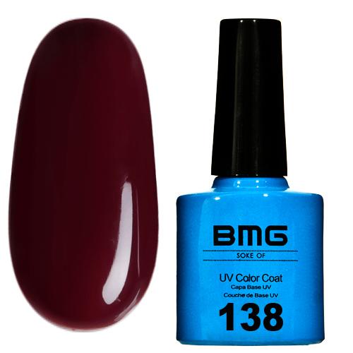 картинка Гель-лак BMG – Вишнево-коричневый от магазина Gumla.ru
