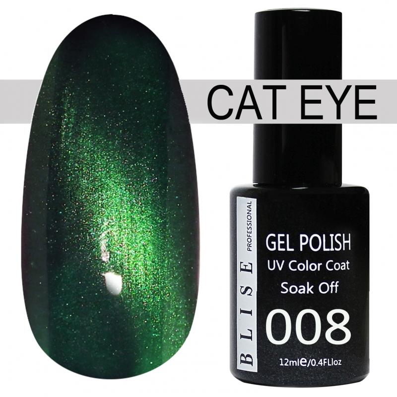 картинка Гель-лак BLISE CAT EYE 08 от магазина Gumla.ru