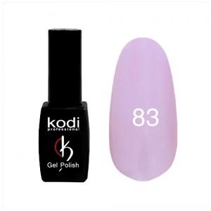 картинка Гель- лак Kodi - №083-фиолетовый с перламутром8ml магазин Gumla.ru являющийся официальным дистрибьютором в России