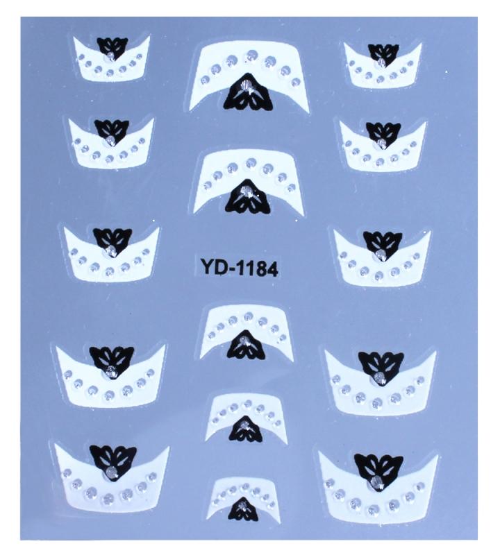 картинка Наклейки для дизайна ногтей 1184 от магазина Gumla.ru