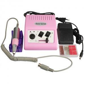 картинка Аппарат для маникюра Nail Power DR-278 (Розовый) магазин Gumla.ru являющийся официальным дистрибьютором в России