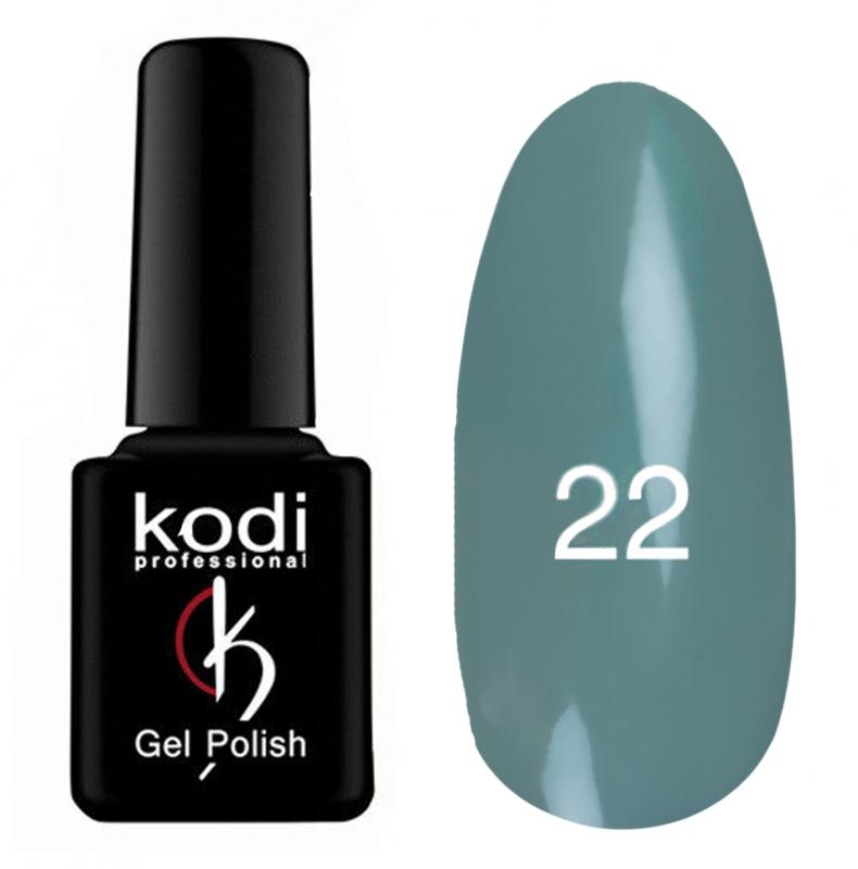 картинка Гель- лак Kodi - №022-Приглушенно оливковый 8ml от магазина Gumla.ru