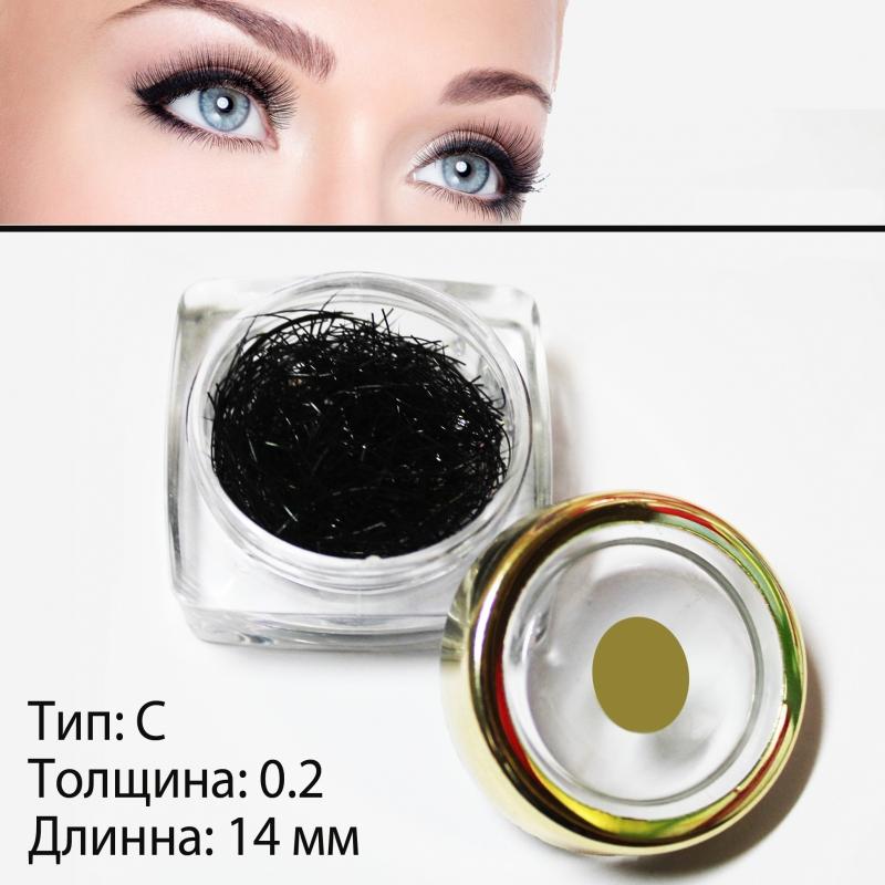 картинка Ресницы поштучные (0.2 - 14 mm) от магазина Gumla.ru