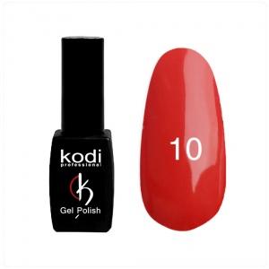 картинка Гель- лак Kodi - №010-ализариновый красный 8ml магазин Gumla.ru являющийся официальным дистрибьютором в России