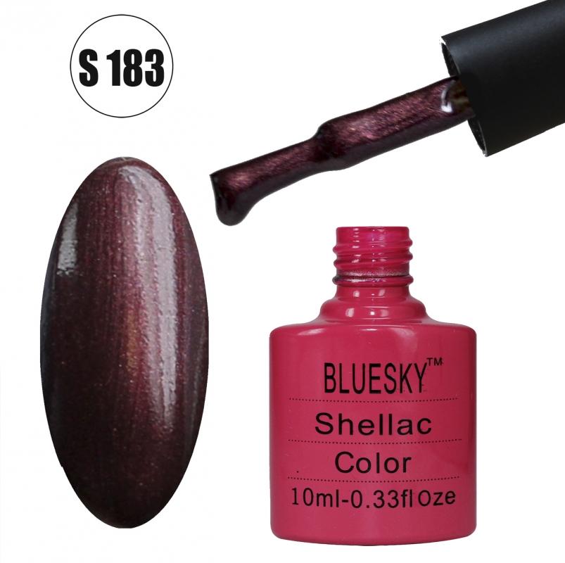 картинка Гель-лак BlueSky (серия S) 183 от магазина Gumla.ru