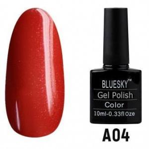 картинка Гель-лак BlueSky (Серия А) 004 магазин Gumla.ru являющийся официальным дистрибьютором в России
