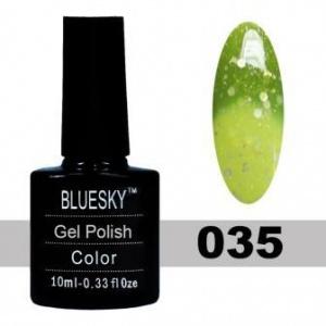 картинка Термо гель-лак BlueSky 10ml 035 магазин Gumla.ru являющийся официальным дистрибьютором в России