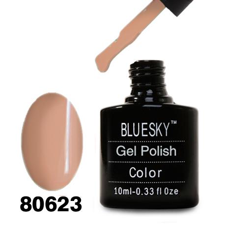 картинка Гель лак Bluesky 80623-Каммуфлирующий розовый эмалевый от магазина Gumla.ru