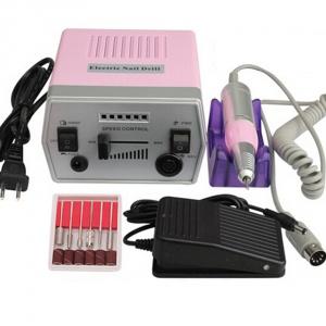 картинка Аппарат для маникюра Nail Power DR-288 (Розовый) магазин Gumla.ru являющийся официальным дистрибьютором в России