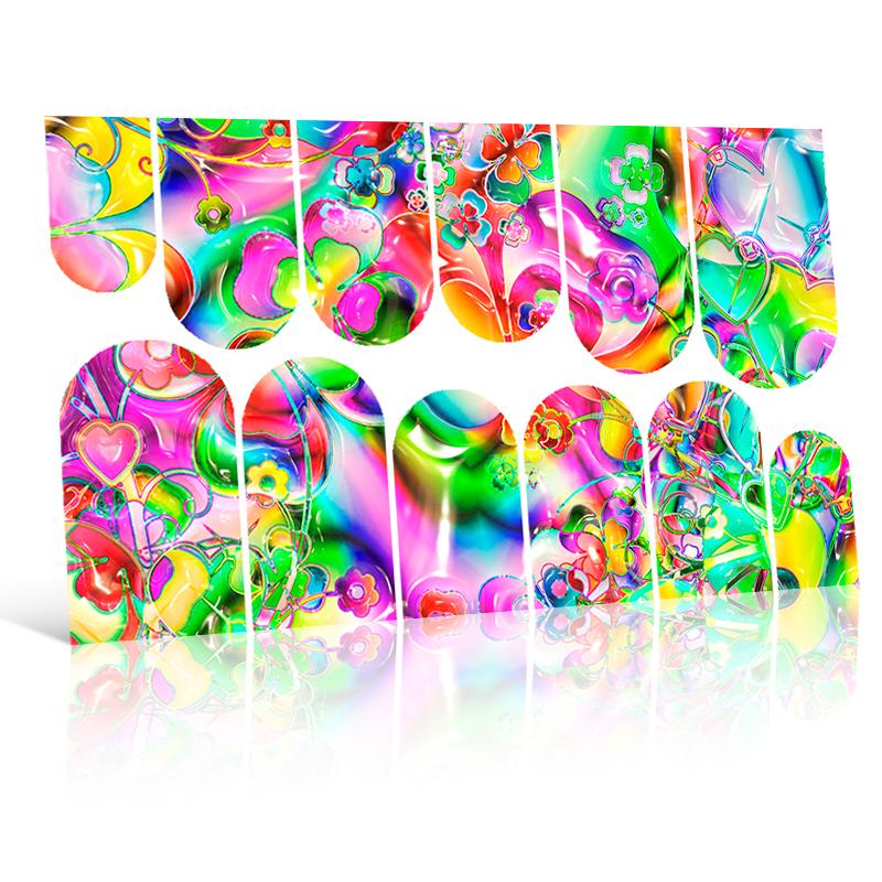 картинка Слайдер дизайн для ногтей 168 от магазина Gumla.ru