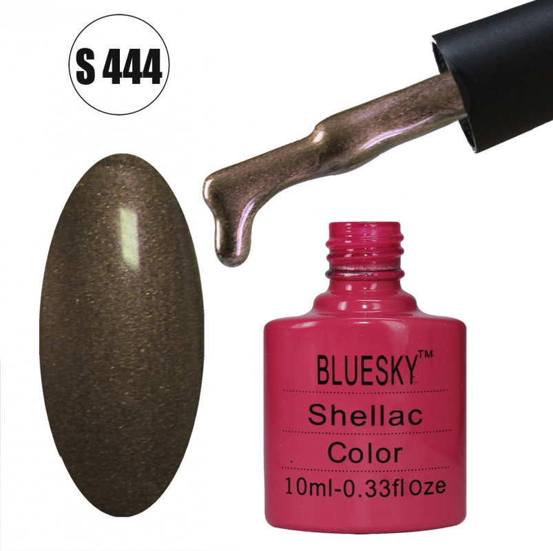 картинка Гель-лак BlueSky (серия S) 444 от магазина Gumla.ru