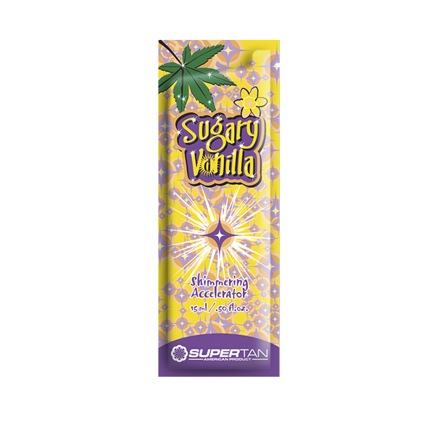 картинка SuperTan- Крем для загара сладкая ваниль/Sugary Vanilla 15ml от магазина Gumla.ru