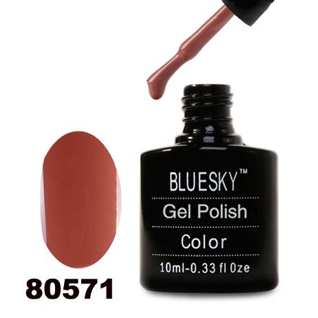 картинка Гель лак  Bluesky 80571-Красный кирпич от магазина Gumla.ru