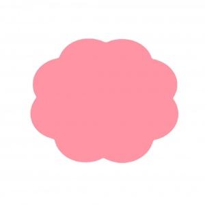 картинка TNL- Силиконовый коврик для дизайна ногтей Цветок-малиновый магазин Gumla.ru являющийся официальным дистрибьютором в России