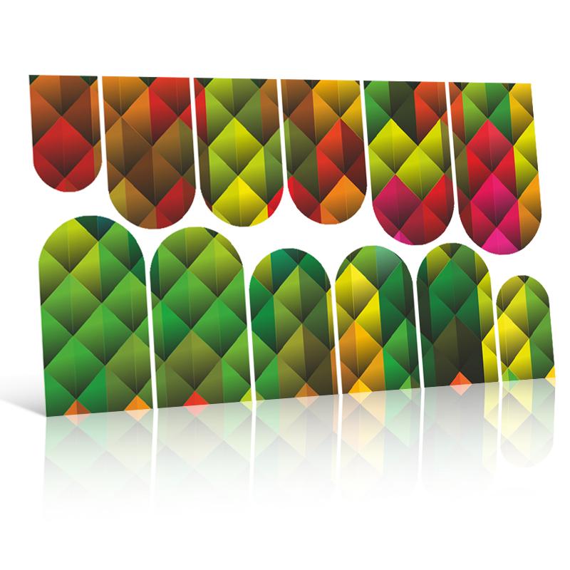 картинка Слайдер дизайн для ногтей 108 от магазина Gumla.ru