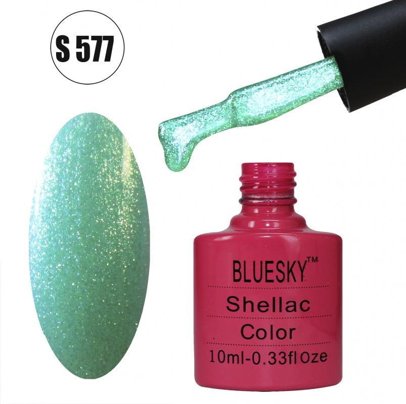 картинка Гель-лак BlueSky (серия S) 577 от магазина Gumla.ru