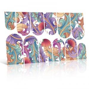 картинка Слайдер дизайн для ногтей SL-020 магазин Gumla.ru являющийся официальным дистрибьютором в России