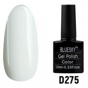 картинка Гель-лак BlueSky White Angel D-275 магазин Gumla.ru являющийся официальным дистрибьютором в России