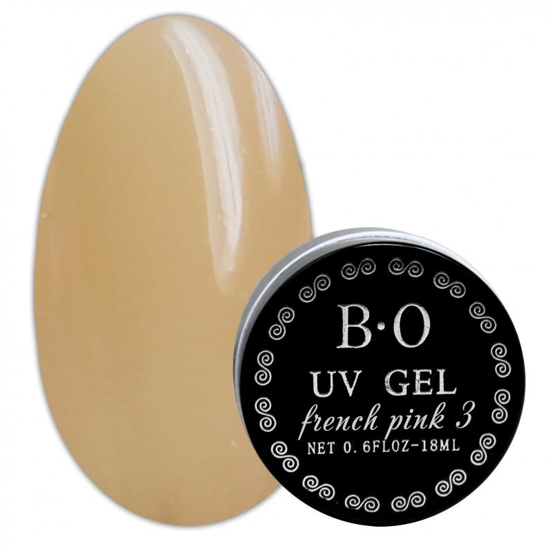 картинка Гель для ногтей B.O (French Pink 3) 18 гр. от магазина Gumla.ru