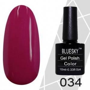 картинка Гель-лак BlueSky (Серия М) 034 магазин Gumla.ru являющийся официальным дистрибьютором в России