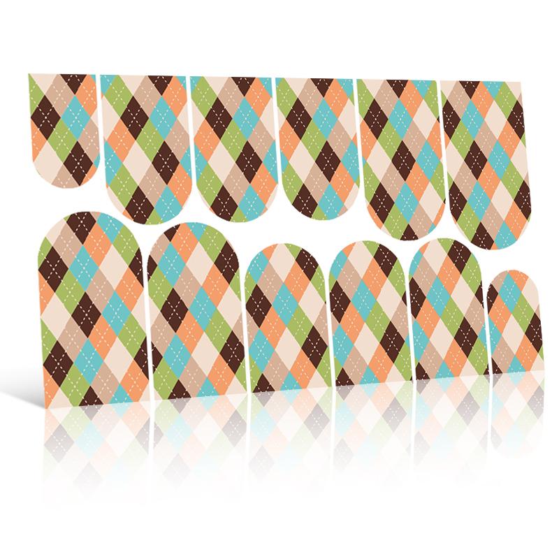 картинка Слайдер дизайн для ногтей 112 от магазина Gumla.ru