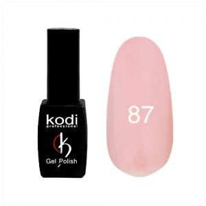 картинка Гель- лак Kodi - №087-бледно-розовый 8ml магазин Gumla.ru являющийся официальным дистрибьютором в России