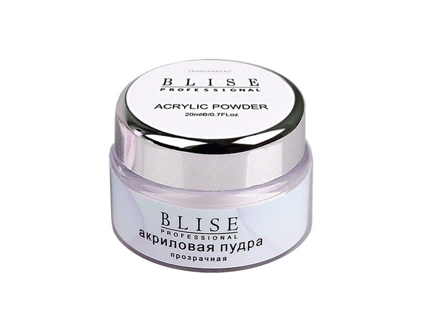 картинка Blise-Акриловая пудра прозрачная от магазина Gumla.ru
