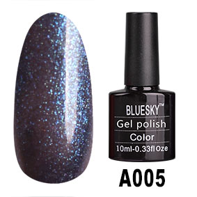 картинка Гель-лак BlueSky (Серия А) 005 магазин Gumla.ru являющийся официальным дистрибьютором в России