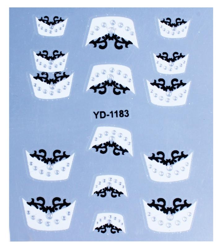 картинка Наклейки для дизайна ногтей 1183 от магазина Gumla.ru