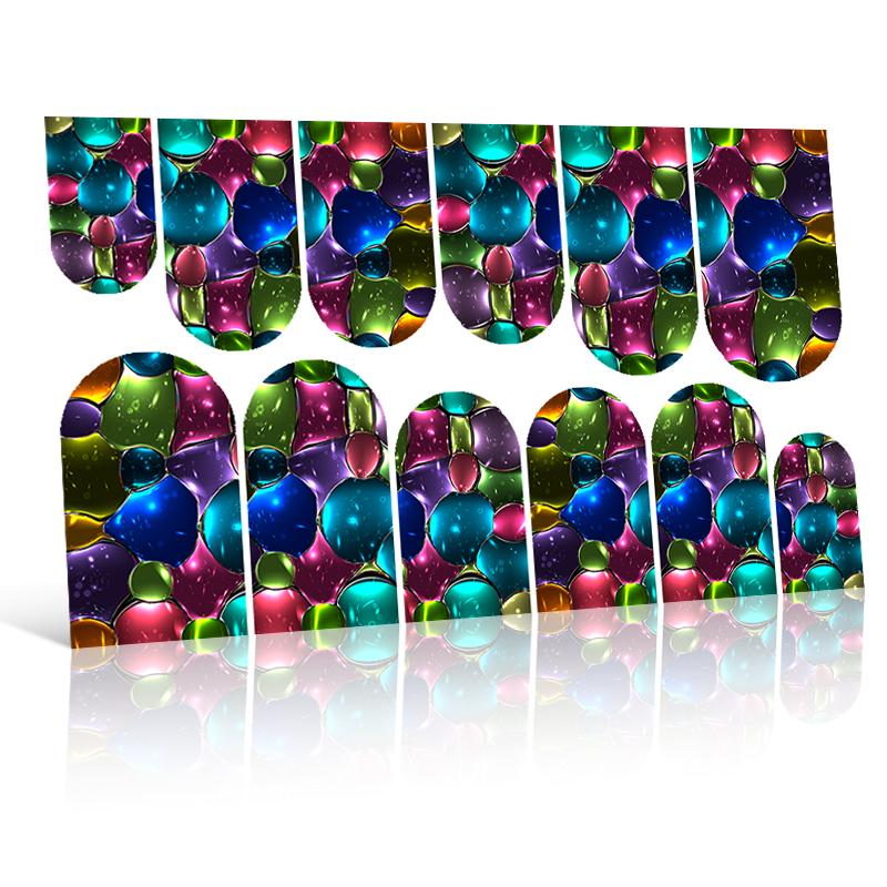 картинка Слайдер дизайн для ногтей 252 от магазина Gumla.ru