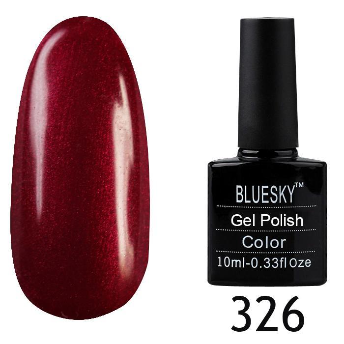 картинка Гель-лак BlueSky (Серия М) 326 от магазина Gumla.ru