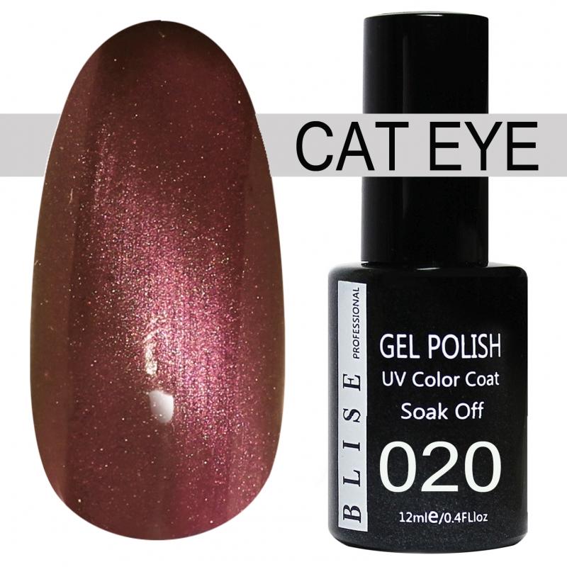 картинка Гель-лак BLISE CAT EYE 20 от магазина Gumla.ru