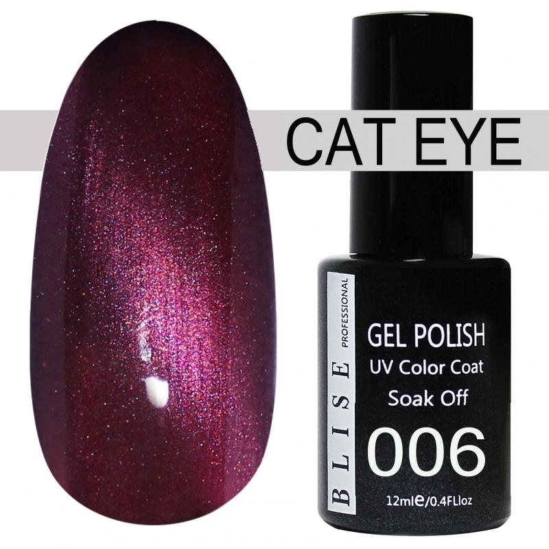 картинка Гель-лак BLISE CAT EYE 06 от магазина Gumla.ru