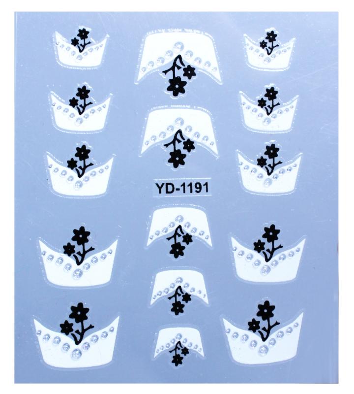 картинка Наклейки на ногти 1191 от магазина Gumla.ru