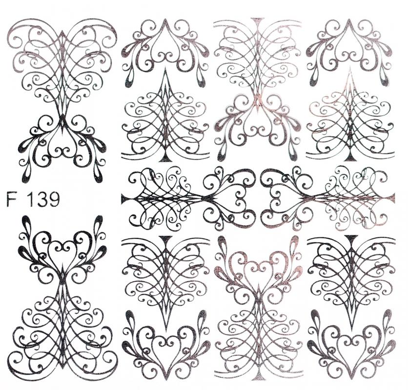 картинка Слайдер дизайн для ногтей 139 от магазина Gumla.ru