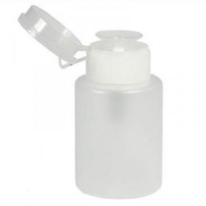 картинка TNL- Пластиковый дозатор прозрачный ободок 160 мл. магазин Gumla.ru являющийся официальным дистрибьютором в России