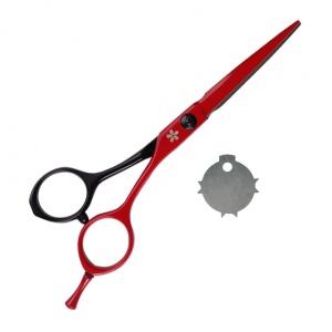картинка Ножницы парикмахерские BR-550 магазин Gumla.ru являющийся официальным дистрибьютором в России
