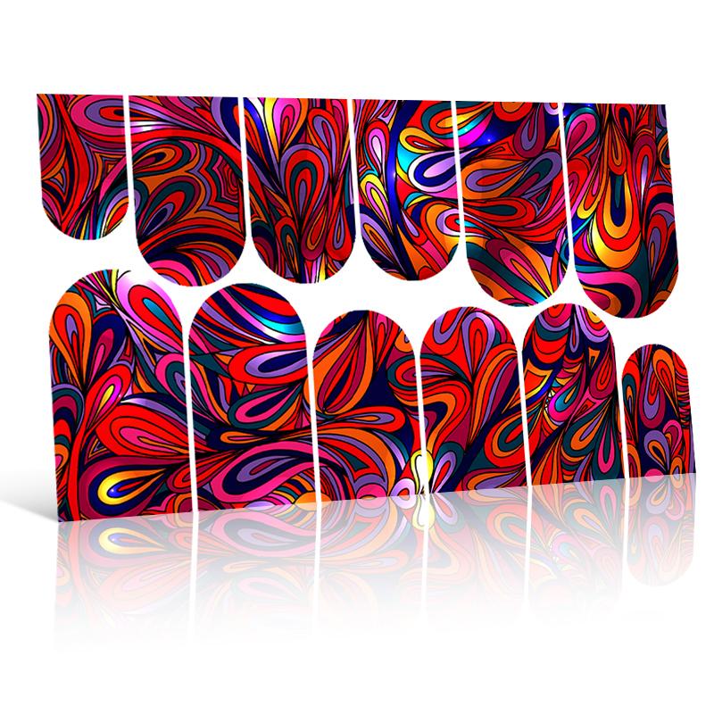 картинка Слайдер дизайн для ногтей SL-002 от магазина Gumla.ru