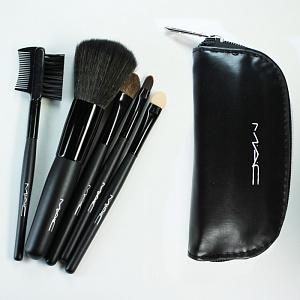 картинка Набор кистей для макияжа 5 шт. магазин Gumla.ru являющийся официальным дистрибьютором в России