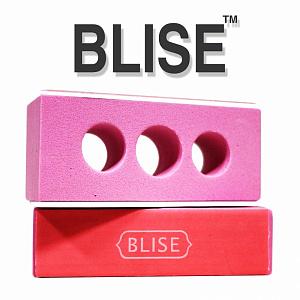 картинка BLISE - блок для полировки с отверстиями магазин Gumla.ru являющийся официальным дистрибьютором в России