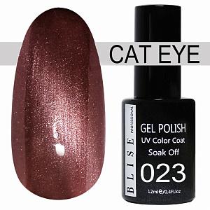 картинка Гель-лак BLISE CAT EYE 23 магазин Gumla.ru являющийся официальным дистрибьютором в России