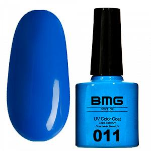картинка Гель-лак BMG – Синий магазин Gumla.ru являющийся официальным дистрибьютором в России