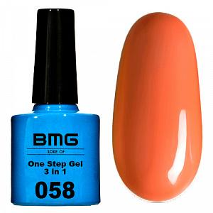 картинка BMG - ONE STEP (однофазный) 7,5 ml. 058 магазин Gumla.ru являющийся официальным дистрибьютором в России