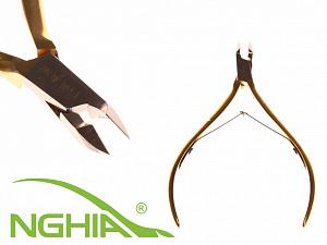 картинка NGHIA - Кусачки маникюрные магазин Gumla.ru являющийся официальным дистрибьютором в России
