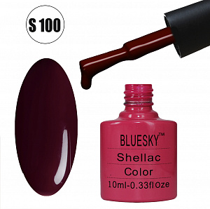 картинка Гель-лак BlueSky (серия S) 100 магазин Gumla.ru являющийся официальным дистрибьютором в России