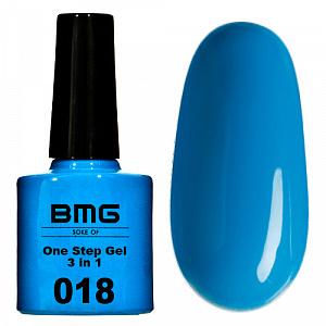 картинка BMG - ONE STEP (однофазный) 7,5 ml. 018 магазин Gumla.ru являющийся официальным дистрибьютором в России